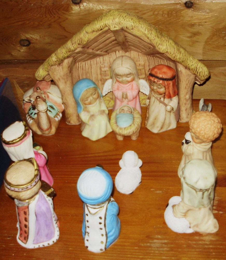 Nativity Set Collection #2 (3/5)