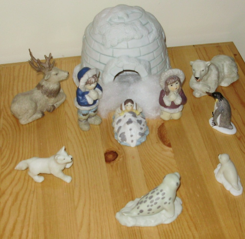 Nativity Set Collection #2 (5/5)