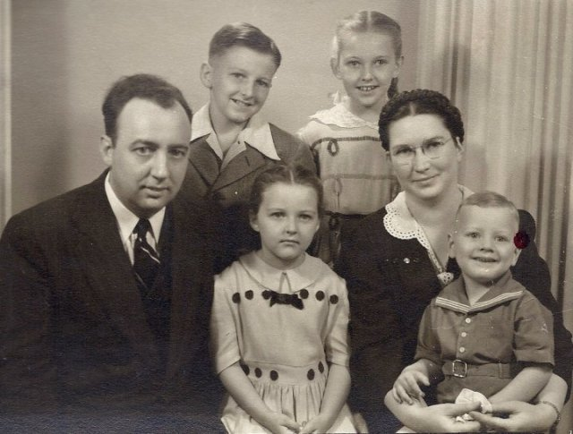 Family 1945