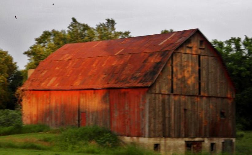 Old Barns (5/6)