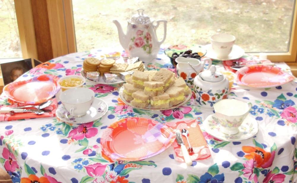 Tea Party (1/6)