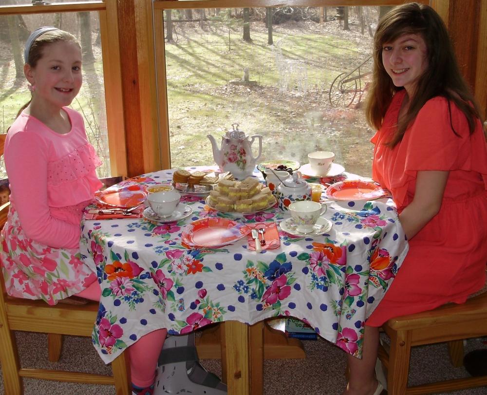 Tea Party (3/6)