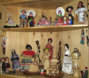 International dolls