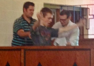 Hunter Baptism