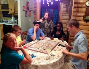 Family 13 game