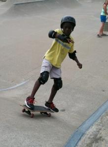 Family 13 Skate park