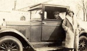 Obie & Corina car
