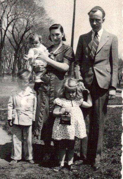 Williamson family 1939