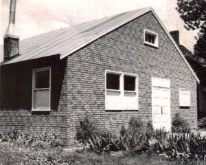 Fairview Chapel, east side FMC in Des Moines 1941