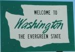 Washington sign