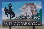 Wyoming sign